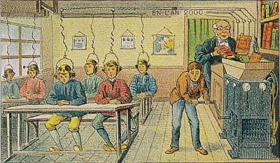 1900's Vision of 2000