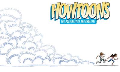 howtoons.com Cloud of Legends