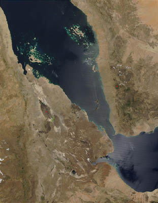 Sea of Afar Depression