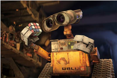 WALL-E's Curiosity Gives it Purpose