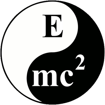 The Yin and Yang of Energy and Matter