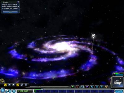 Spore's Galaxy