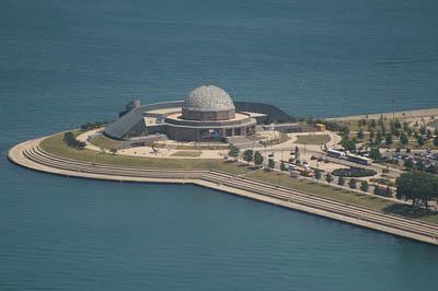 adler planetarium  chicago il