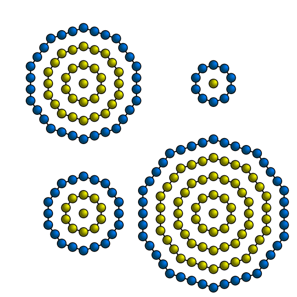 Centered Decagonal Numbers