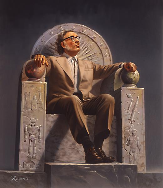 Isaac Asimovr