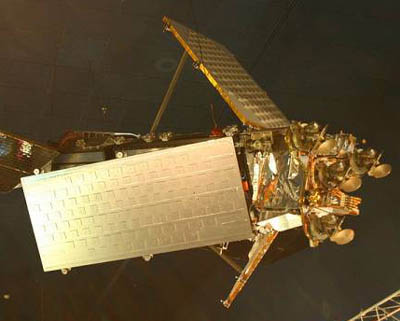 Iridium Communications Satellite