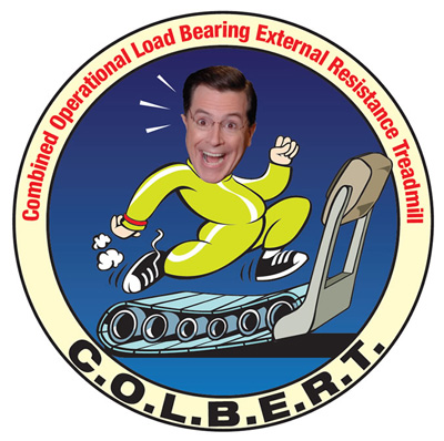 NASA's COLBERT, Combined Operational Load Bearing External Resistance Treadmill