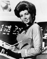 Nichelle Nichols, NASA Recruiter