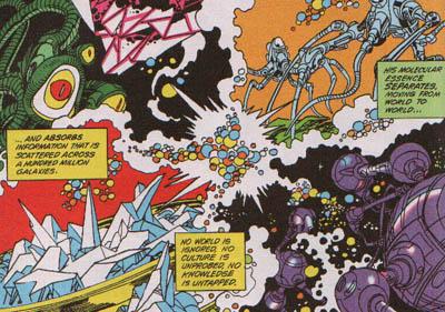 Omniscient Brainiac 1983