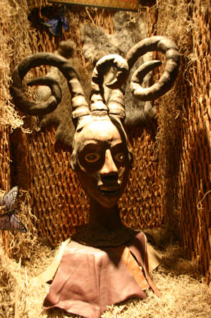 Ekoi Human Skin Mask