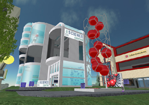 Second Life Science Center
