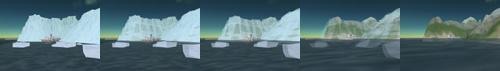 NOAA Glacier Exhibit