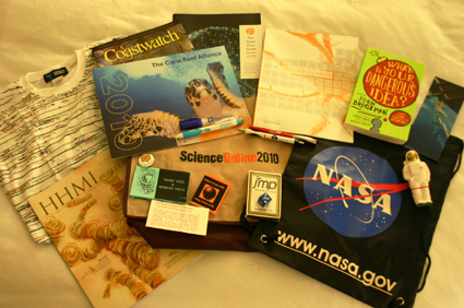 Science Swag Bag