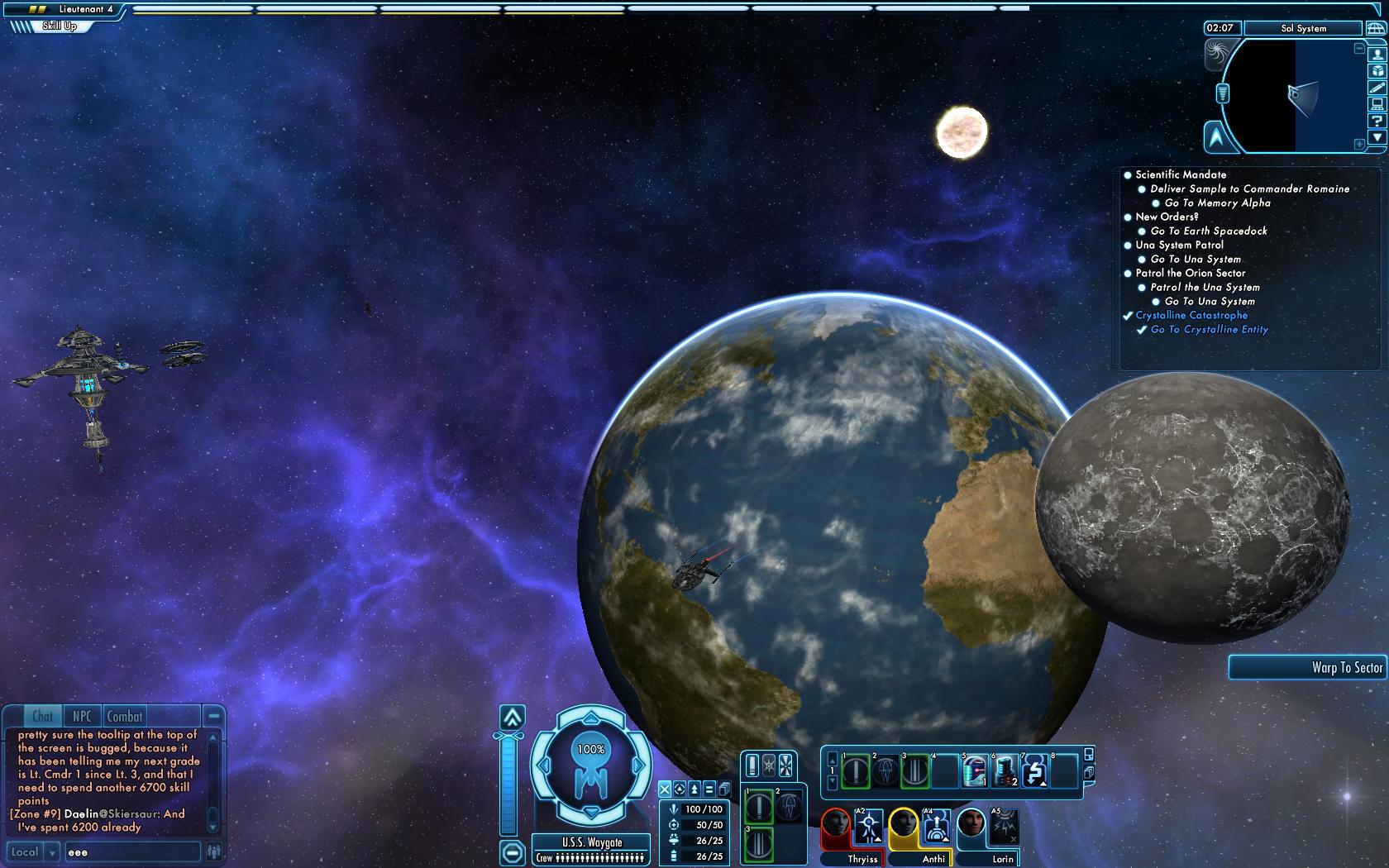 Looking For Science In Star Trek Online Beta Ideonexus Com