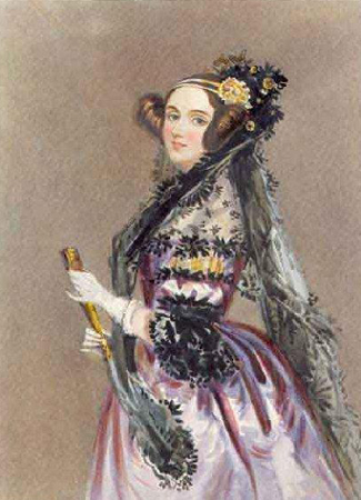 Lady Ada Byron Lovelace