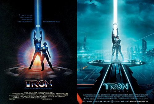 Tron and Tron Legacy