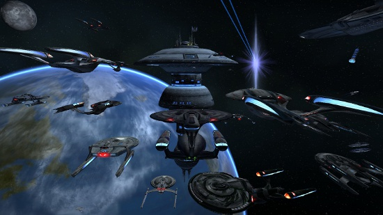 The Redesigned Earth Starbase Looks More Familiar