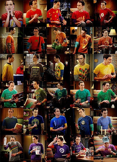 Sheldon Fashion