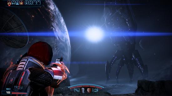 Reaper Sentient Ship