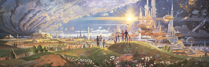 Robert McCall's The Prologue and The Promise