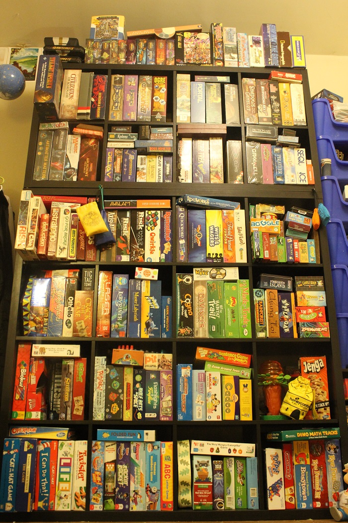 Tower of Board Games